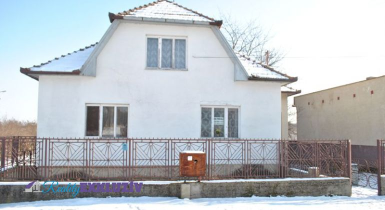 Predaj Rodinné domy Šahy