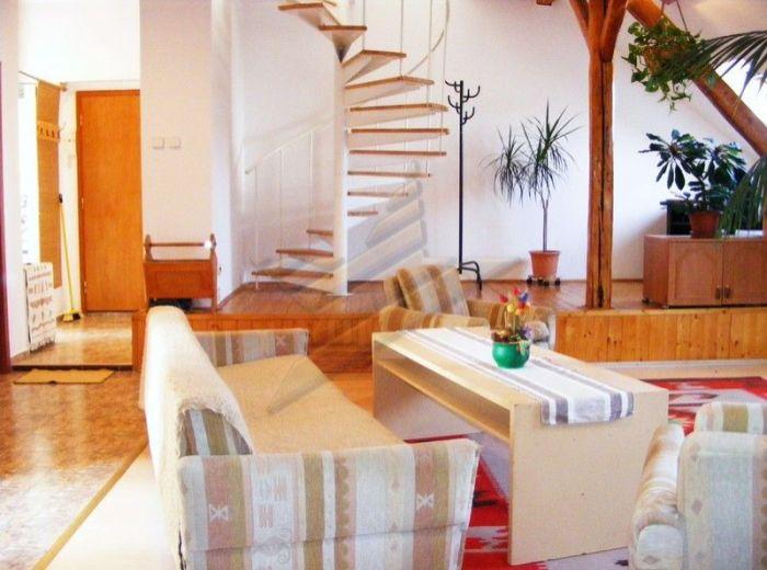 PRENAJATÉ - MARIÁNSKA, 2-i byt, 92 m2 - prenájom krásneho bytu v samotnom centre hl. mesta, ZA SUPER CENU