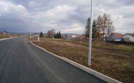 Predaj stavebných pozemkov pri Kežmarku