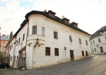 Great investment opportunity - a unique historical building of Hotel Metropol for sale in the heart of Banska Stiavnica (Slovakia)