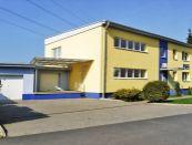 Obchodno-administratívna budova pre sídlo obchodnej spoločnosti