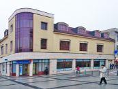 Administratívna budova námestie Zvolen