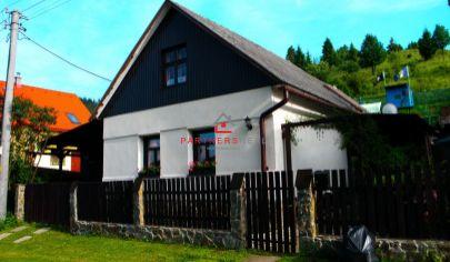 Malebná chalupa, predaj, Košice-okolie, Smolník