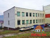 Budova 800m2 vhodná na rekonštrukciu