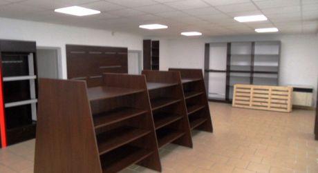 Na prenájom obchodno-skladovacie priestory, 100 m2, Slávnica okr.Ilava
