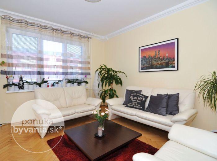 PRENAJATÉ - SKLENÁROVA, 2-i byt, 61 m2 - zrekonštruovaný byt na prenájom, KOMPLET ZARIADENÝ, balkón, klimatizácia, CENA VRÁTANE ENERGIÍ