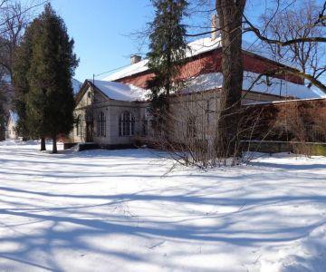 Krásny historický kaštiel v Liptovskom Hrádku na predaj