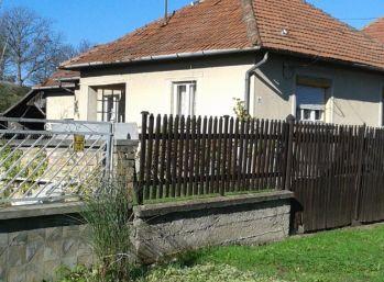Predáme rodinný dom - Maďarsko - Szendrő