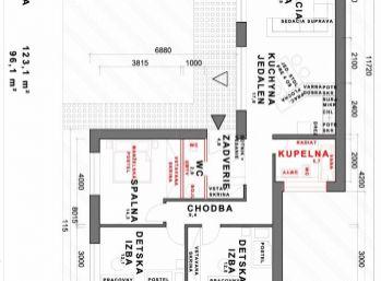 VITOREAL - na predaj novostavba rodinného domu v  Chrastnom