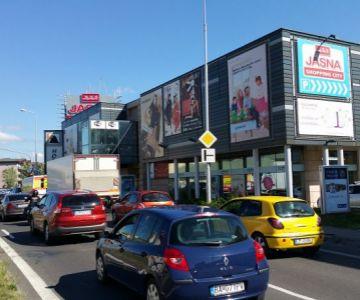 Obchodný priestor v OC Jasná, prízemie.