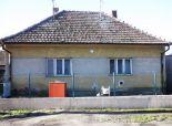 Predávame dom s pozemkom vo výmere 38á v obci Čenkovce