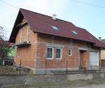 Rozostavaný rodinný dom, 359 m2, Soblahov