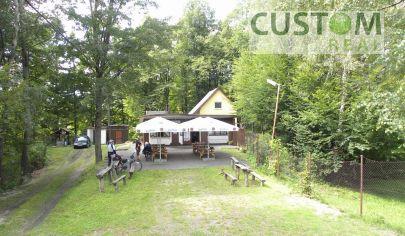 Reštaurácia  Počúvadlianske jazero - Banská Štiavnica