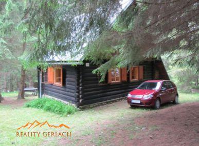 Rekreačná chata v Liptovskej Tepličke