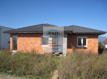 Novostavba rodinného domu v obci Diaková
