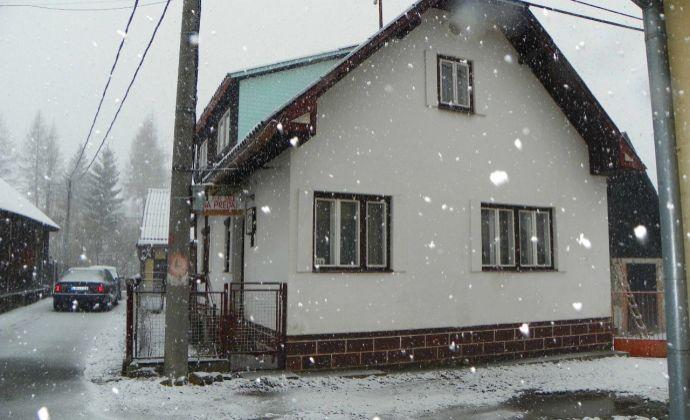Chalupa neďaleko PARK SNOW Donovaly
