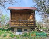 PREDANÉ Záhrada s chatkou v Prievidzi