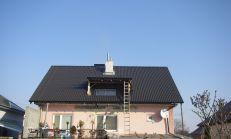 Predáme rodinný dom s pozemkom 640m2 v Obci Hamuliakovo.