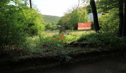 Pozemok pri lese a zároveň nedaleko centra, predaj, Košice-sever, Čermelské Prielohy