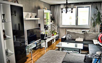 3 izb. byt s balkónom na Sídl. Okulka