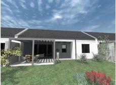 Predaj; radová zástavba v Rajke; 315 m2 pozemok