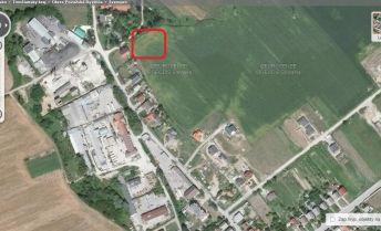 Pozemok 2241 m2 pre stavbu rodinného domu, Sverepec.