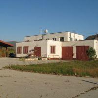 Priemyselný areál, Jelšava, 134758 m², Pôvodný stav