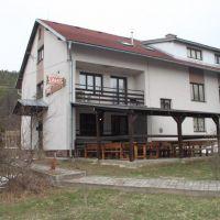 Hotel, Muráň, 450 m², Čiastočná rekonštrukcia
