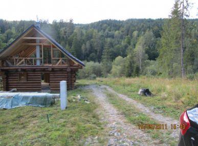 Stavebný  pozemok  v rekreačnej oblastí Zahájnica