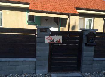 Reality Štefanec /ID-9902/ DS-Bellova Ves, 3 izb. novostavba RD-bungalov na predaj, cena: 114.000,-€.
