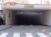 Na predaj garážové státie v stráženom uzavretom objekte - na Ondavskej ul. - Bratislava - Ružinov