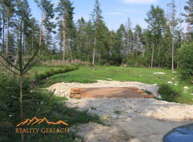Pozemok na  predaj v Starej Lesnej