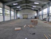 Výrobné / skladové priestory v Nitre na prenájom