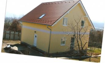 Prenájom zariadeného rodinného domu/novostavba Kováčová, okr Zvolen