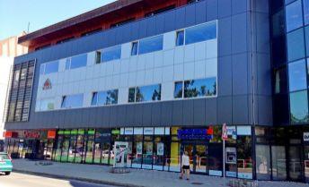 Lukratívny obchodný a prevádzkový priestor v Prievidzi - výborná lokalita, dostupnosť a viditeľnosť