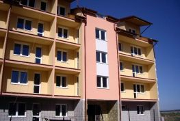 SKOLAUDOVANÉ !!  3 izb.byty s balkónom,pivnicou a v štandarde!Novostavba .www.akreality sk.