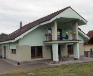 Predaj, novostavba na veľkom pozemku v kľudnej časti obce Badín