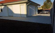 Predaj novostavba RD 4+1 v obci Kráľová nad Váhom.