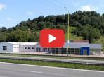VIDEO - Multifunctional building for sale on the eyes of 30,000 customers daily! - in Slovakia