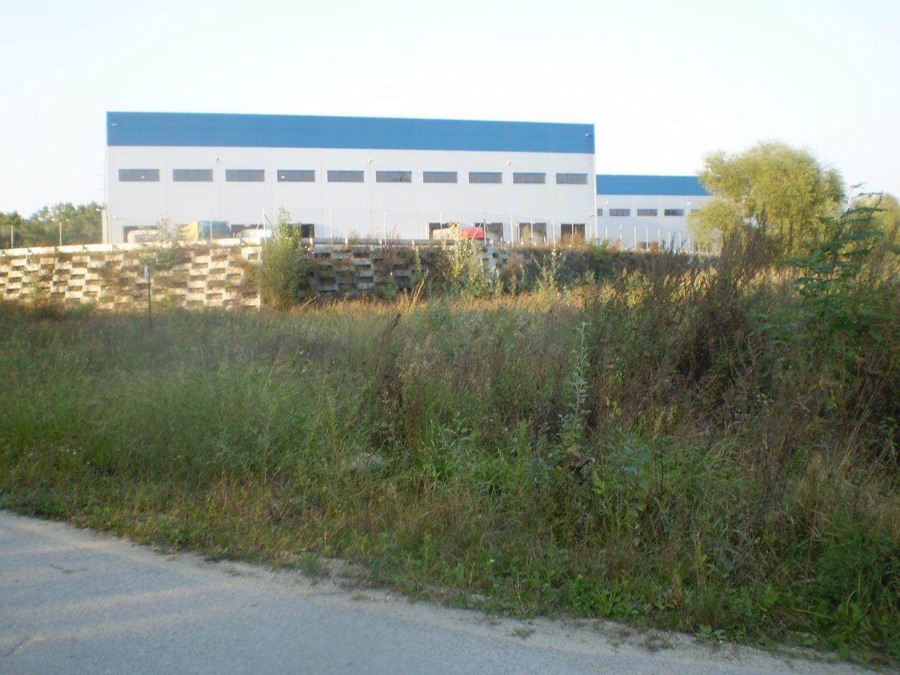 Areté real, Predaj stavebného pozemku v priemyselnej zóne SvätýJur