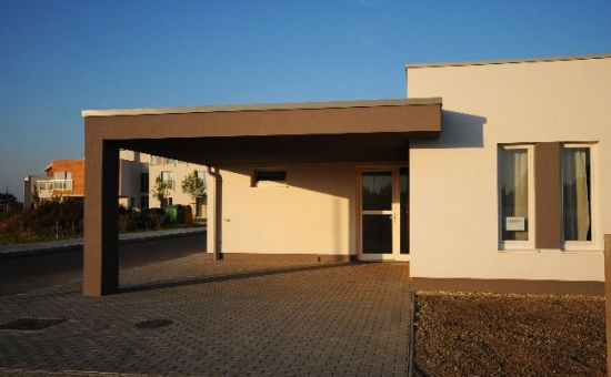 ARTHUR - rodinný dom bungalow Senec Gardens