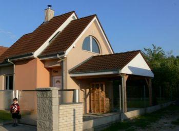 Reality Štefanec /ID-9977/ Gabčíkovo, novostavba RD na predaj v časti Prístav, cena: 86.600,-€