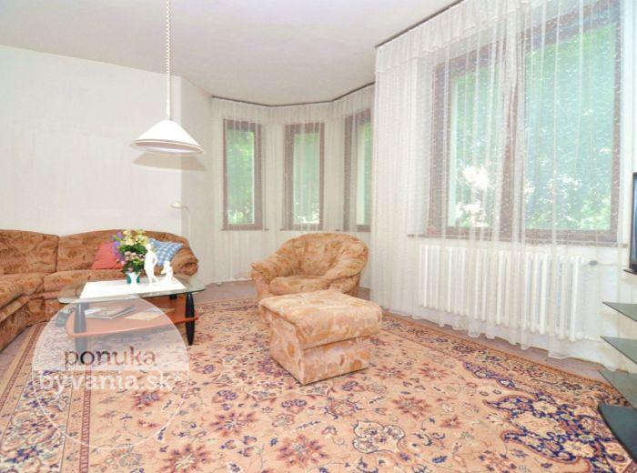 PREDANÉ - MILETIČOVA, 4-i byt, 113,7 m2 – veľkometrážny TEHLOVÝ BYT PRI OC CENTRAL a Miletičke, VLASTNÁ KOTOLŇA, malý počet susedov