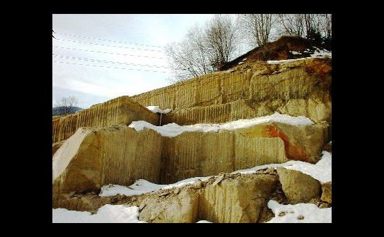 ARTHUR - výrazné zníženie ceny - Lom na ťažbu pieskovca v okrese Banská Bystrica - Králiky