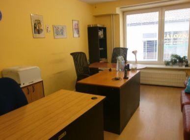 Maxfin Real - ponúka do prenájmu komerčný priestor v centre mesta Nitry