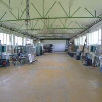 Priemyselný areál, Horné Štitáre, 600 m², Čiastočná rekonštrukcia