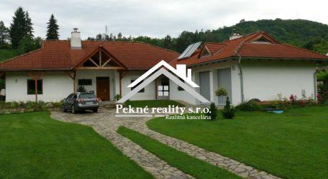 Predaj rodinného domu - novostavba, Pitelová okres Žiar nad Hronom