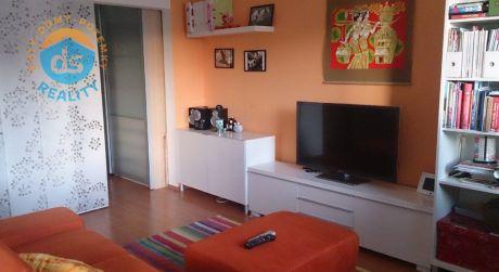 REZERVOVANÉ - Na predaj nový 1,5 izbový byt s balkónom, 43 m2, Trenčín, ul. Východná