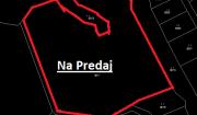 TOP PONUKA - na predaj rekreačný pozemok- Horné Srnie.