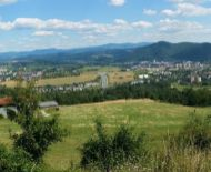Predaj, stavebný pozemok, Banská Bystrica - Slnečné stráne